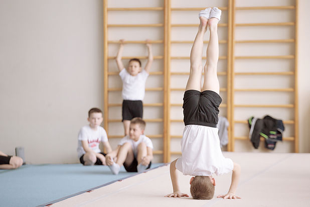 Gym Enfantine 1P-4P / cours n°4