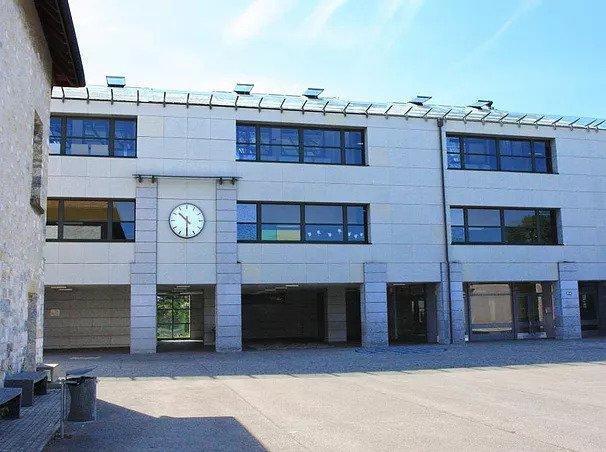 Salle de Rythmique (École d'Avully)
