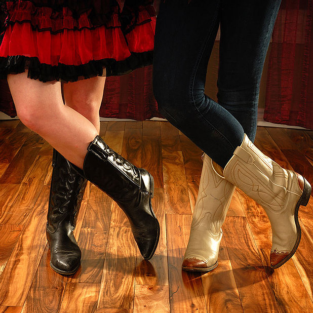 Country-Line-Dancing / cours n°10