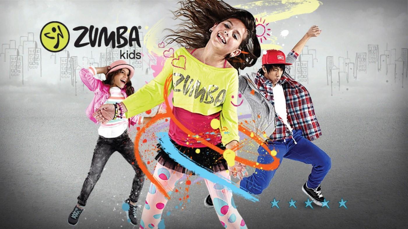Zumba Kids 5 À 8 Ans / cours n°11